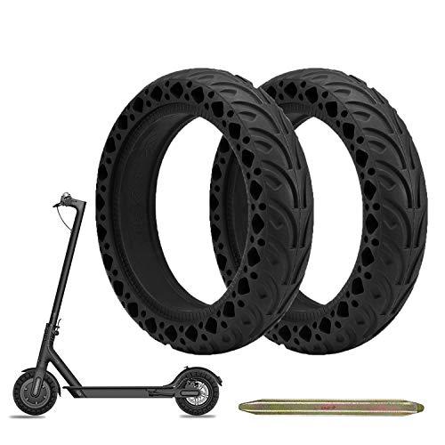 FYTENG Neumáticos sólidos compatibles con el Scooter eléctrico Xiaomi M365/Pro, Ruedas sólidas...