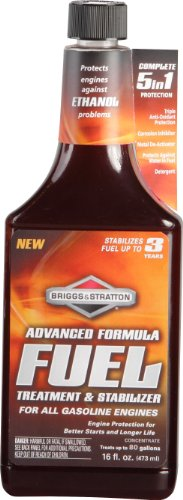 Briggs & Stratton 100119 Fuel Treatment Replaces 100119WEB, 100115, 100119A