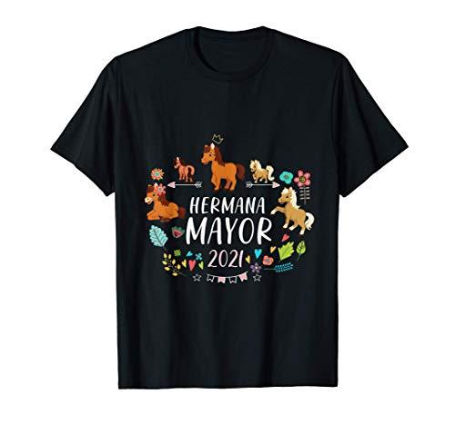 Hijo único, dulce hermano, hija 2021, hermana mayor Camiseta