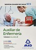 Auxiliar de Enfermería del Servicio Canario de Salud. Temario volumen 2