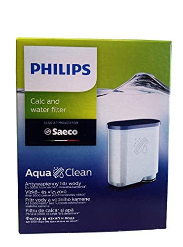 Philips Saeco CA6903/47 Decalficifier Espresso Machine, One Size, White