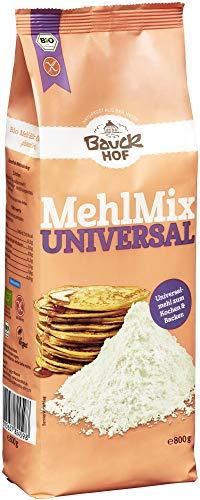 Bauckhof Bio Mehl-Mix Universal glutenfrei (2 x 800 gr)