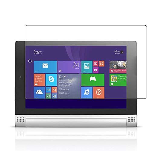 Vaxson 4 Unidades Protector de Pantalla, compatible con Lenovo Yoga Tablet 2 830F 8' Tablet2 [No Vidrio Templado] TPU Película Protectora