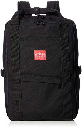 [マンハッタンポーテージ] 正規品【公式】Abingdon Square Backpack リュック MP1761 ブラック One Size
