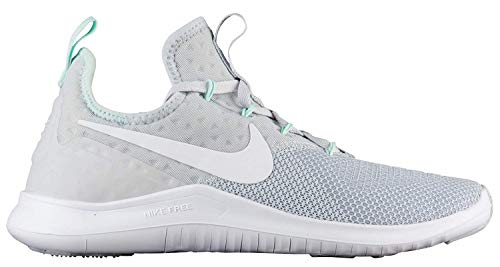 Nike Women's Free TR 8 Training Shoe Pure Platinum/White/Igloo Size 7.5 M US