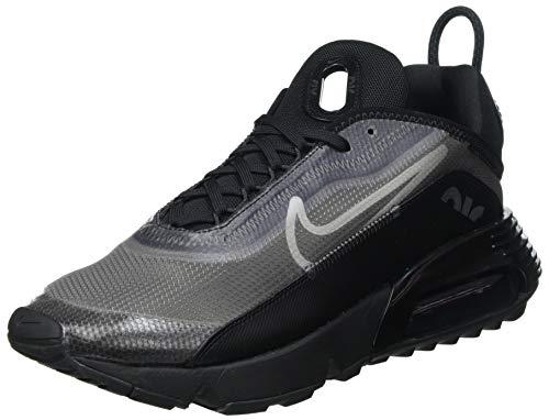 Nike Air Max 2090, Scarpe da Corsa Uomo, Black/White-Wolf Grey-Anthracite-Reflect Silver, 40 EU