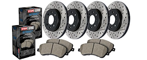 StopTech 935.47021 Street Axle Pack