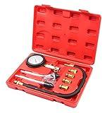 SLPRO® coltello compressione tester di compressione Dispositivo Motore a benzina 0 – 20 Bar o 0 – 300 PSI