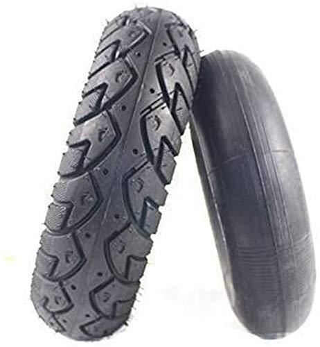 aipipl Verschleißfester Elektroroller-Reifen, 4.10/3.50-4 Reifen Innenschlauch für 47 / 49Cc Motorrad-Roller Mini...