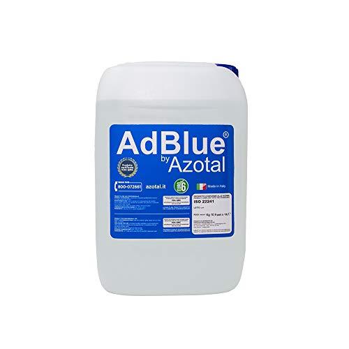 Azotal ABFUST10L AdBlue, Additivo Diesel, Tanica da 10 lt