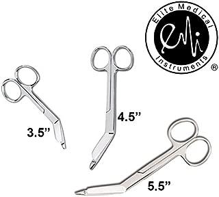 EMI Lister Bandage Scissors 3 Piece Set: 3.5
