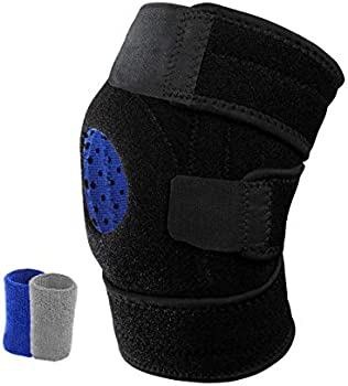 Minghui Adjustable Open-Patella Knee Brace