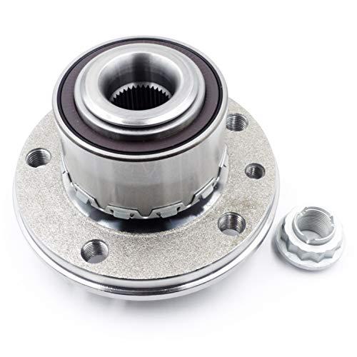 1 x Radnabe/Radlager/Radlagersatz + ABS Sensorring hinten TRANSPORTER T5 7L0498611
