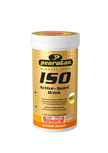 Peeroton ISO Active- Sport Drink Blutorange 1er Pack (1 x 300 g)