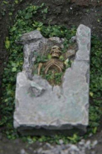 Ziterdes 79222 Memorial Slab quotUnknownquot 2pcs