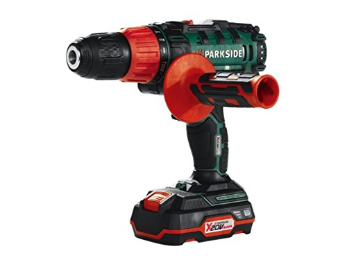 Cordless screwdriver/impact drill, 20 V