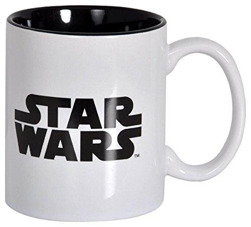 SD Toys sdtsdt89334–Tasse aus Keramik, Design Star Wars, Weiß