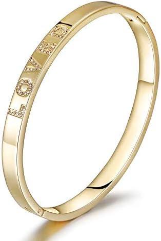Max 67% OFF JINBAOYING Brand new Gold Plated Women Bangle Cuff with Bracelet