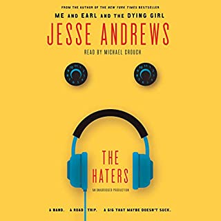 The Haters audiobook cover art