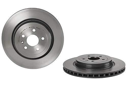 BREMBO 09.N266.21 Brake Discs Set of 2