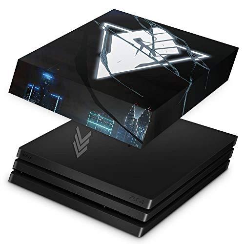 Capa Anti Poeira para PS4 Pro - Detroit Become Human
