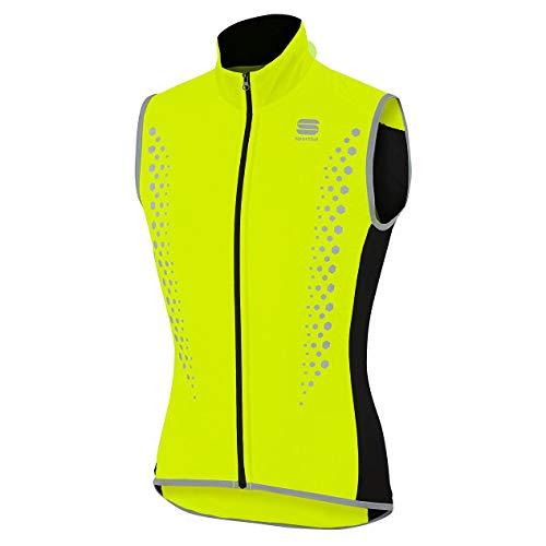 Sportful Hot Pack Viz Vest, Gelb, Größe L