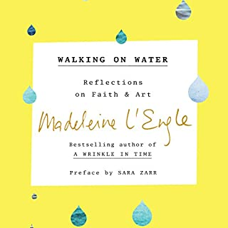 Walking on Water audiobook cover art