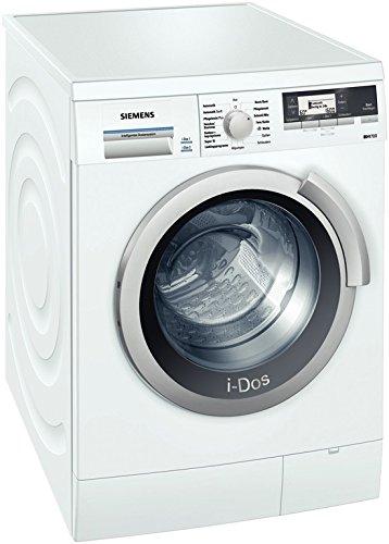 Siemens WM16S843 - Lavadora automática (AAA, 1,03 kWh, 1600 rpm, 8 kg, 56 L)
