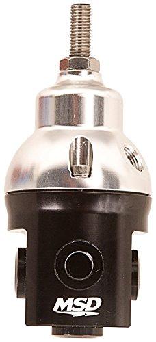 MSD Ignition 2938 Fuel Pressure Regulator Regulator (20-90psi)