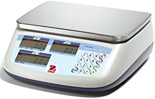 Ohaus Price Computing Scale RA15US NTEP, Legal For Trade, 30X0.01 LB, New, Full Warranty