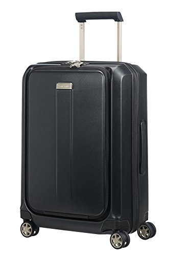 Samsonite Spinner 55 (55cm-40L), Black, 55cm