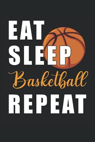Notizbuch: Blanko Notizheft mit Basketball Cover | 120 linierte Seiten | Softcover | A5 Format | perfekt für Notizen, Texte, Aufzeichnungen etc.