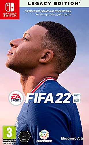FIFA 22 Legacy Edition (Nintendo Switch)