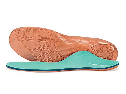 Lynco Men's Premium Memory Foam Orthotics by Aetrex. Recommended for Walking & Standing Professions Such as Nurses, Doctors,Teachers, Chefs