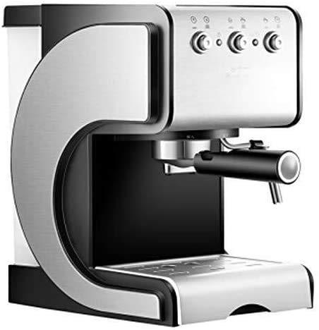 Kaffeemaschine Kaffeemaschine Start Kaffeevollautomat for Gewerbe Kaffeemaschine Dampf Kaffeemaschine 205 * 260 * 310mm RVTYR