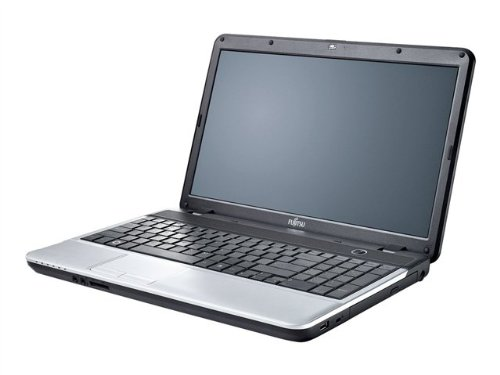 Fujitsu VFY:A5310MP403DE Lifebook A531 39,6 cm (15,6 Zoll) Laptop (Intel Core i5 2430M, 2,4GHz, 4GB RAM, 500GB HDD, Intel HD, DVD, Win 7 Pro) schwarz