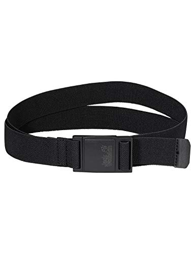 Jack Wolfskin Gürtel STRETCH BELT, black, One Size