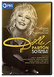 Dolly Parton & Friends: 50 Years at the Opry DVD