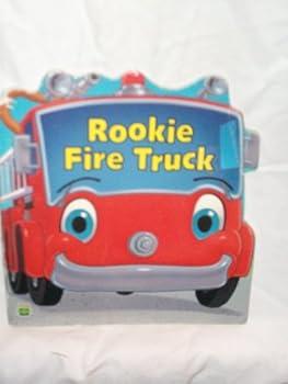 Paperback Rookie Fire Truck Book