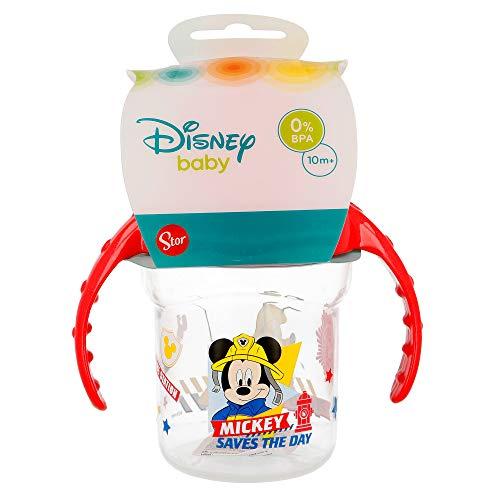 Mickey Mouse 44027 Tasse de voyage en plastique