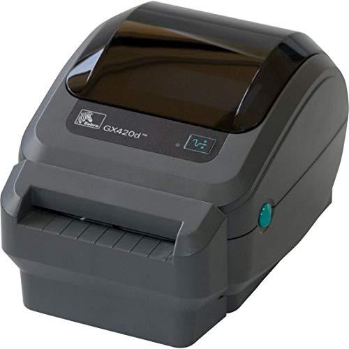 Zebra GX420D Etikettendrucker, für den Schreibtisch