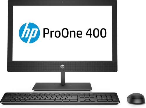 HP ProOne 400 G4 60,5 cm (23.8 Zoll) 1920 x 1080 Pixel Intel® Core™ i7 der 9. Generation 16 GB DDR4-SDRAM 512 GB SSD Schwarz All