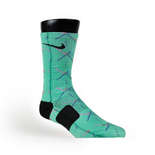 Price comparison product image HoopSwagg PDX Carpet Custom Elite Socks Medium