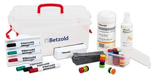 Betzold - Whiteboard-Sparset - Utensilien für das Whiteboard Grund-Schule Ausstattung