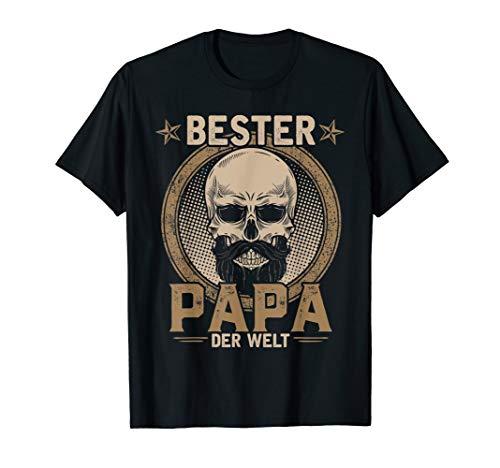 Bester Papa Der Welt T-shirt Vatertagsgeschenk Lustig