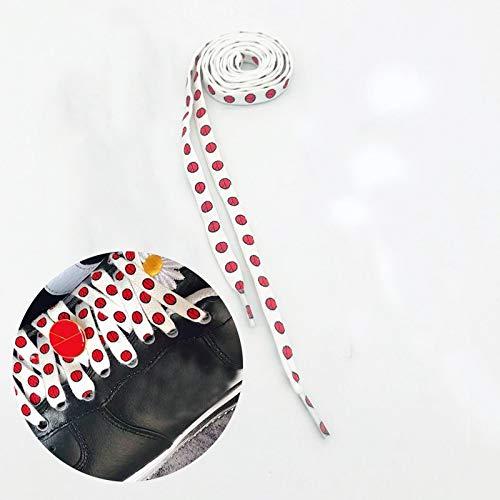 KPOP G Dragon PMO-Druck 1 Paar elastische Schnürsenkel Schnürsenkel PEACEMINUSONE Unisex-Zubehör FH546