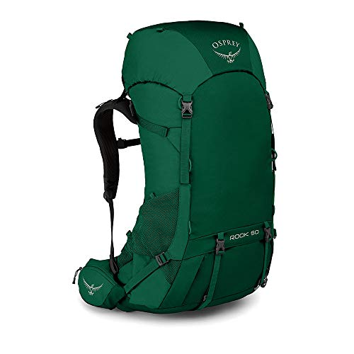 Osprey Rook 50 Backpack - front view.