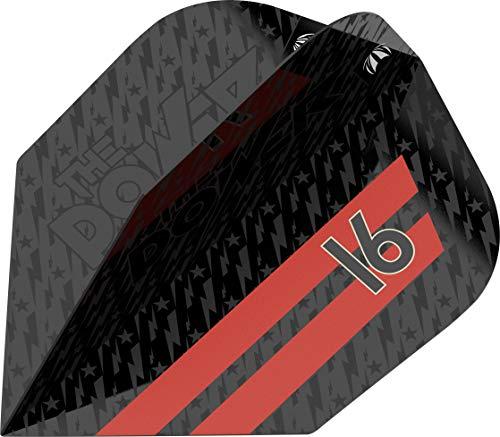 Target Power - Phil Taylor - Pro Ultra - G7 - No6 - Dart Flights - 5 Set (15 Flights)