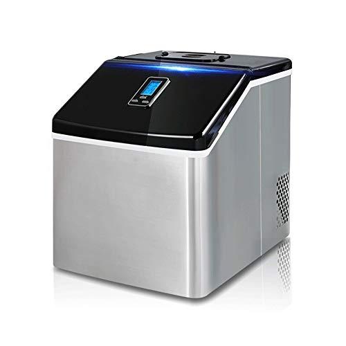 Chun Li Eiswürfelbereiter, 12-24 Minuten Eisautomat for Haushalt und Gewerbe (3 Modelle) Eiswürfelmaschinen (Color : C)