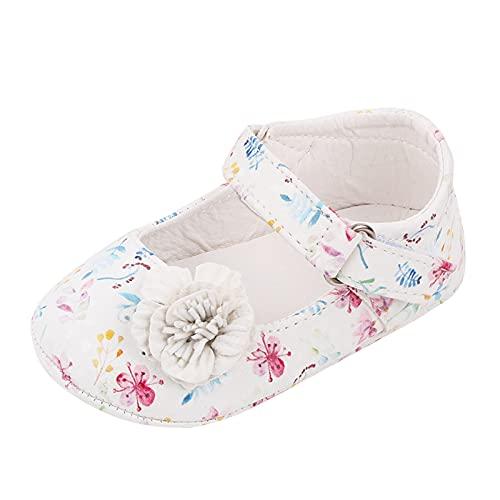 YWLINK Sandalias De Flores Florales Para NiñAs Suela Suave Suela De Goma Antideslizante Zapatos Planos De Verano Para Caminar,Zapatos Individuales, Zapatos Para NiñOs PequeñOs, Zapatos Dulces